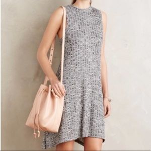 Maeve | Light Knit Midi Flow Dress Sz Large